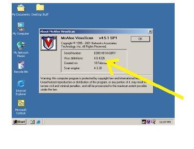Mcafee Virusscan Enterprise 8.9 img-1